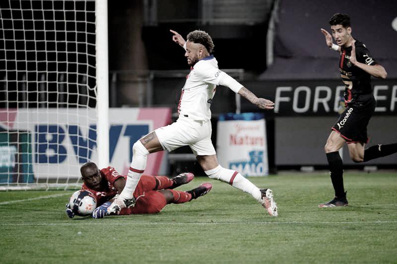 PSG repete falhas, cede empate ao Rennes e deixa Lille mais perto do título francês