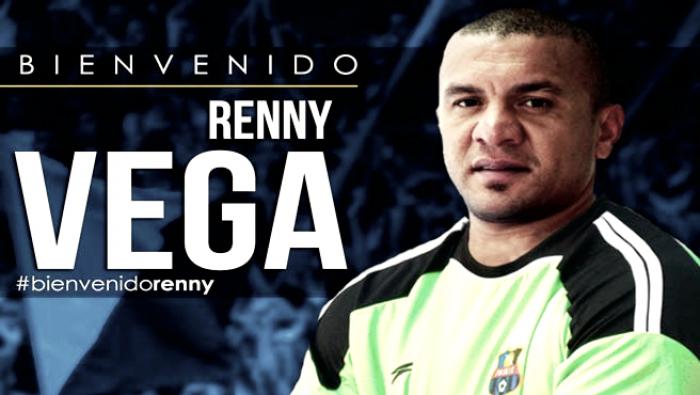 Renny Vega se vestirá de negriazul