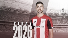 Yeray, blindado hasta 2026