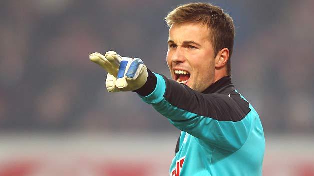 Rensing, nuevo portero para el Bayer Leverkusen