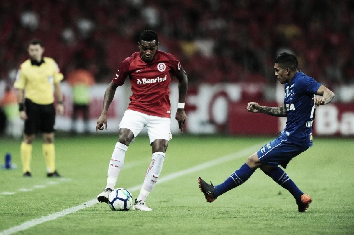 Odair Hellmann enaltece Inter apesar de empate com Cruzeiro: ''Fizemos bom jogo''