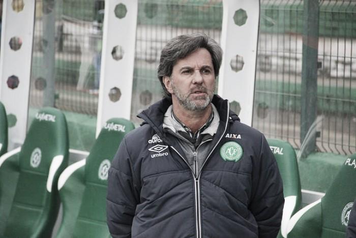 Caio Júnior se inspira na festa do Palmeiras para ir atrás do título na Sul-Americana