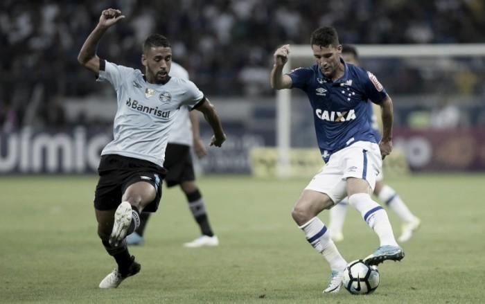 Jogadores do Grêmio valorizam empate e reconhecem Cruzeiro como grande adversário
