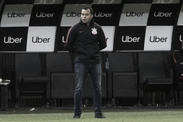 Jair Ventura admite 'sentimento ruim' após empate do Corinthians com o Vitória