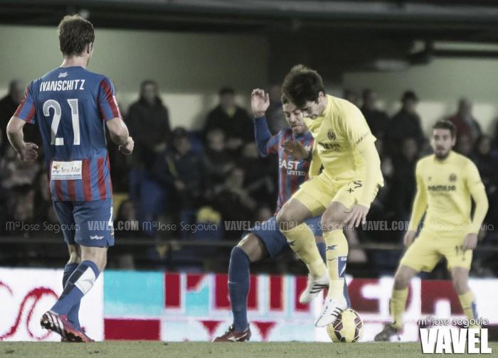 Historial de los enfrentamientos entre Villarreal y Levante en El Madrigal