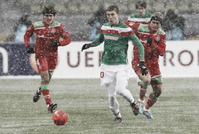 El frio de Moscú congela al Athletic