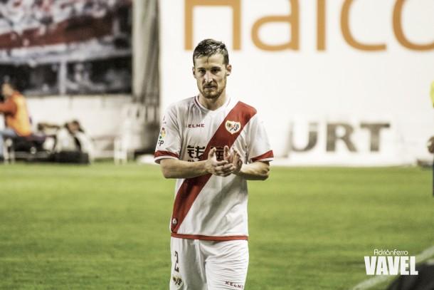 El Rayo Vallecano es el equipo con más tarjetas rojas de la Liga