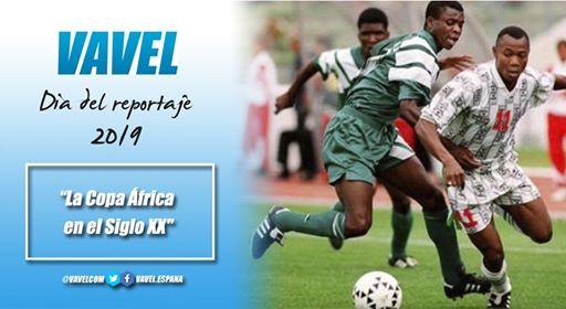 La Copa África en el siglo XX