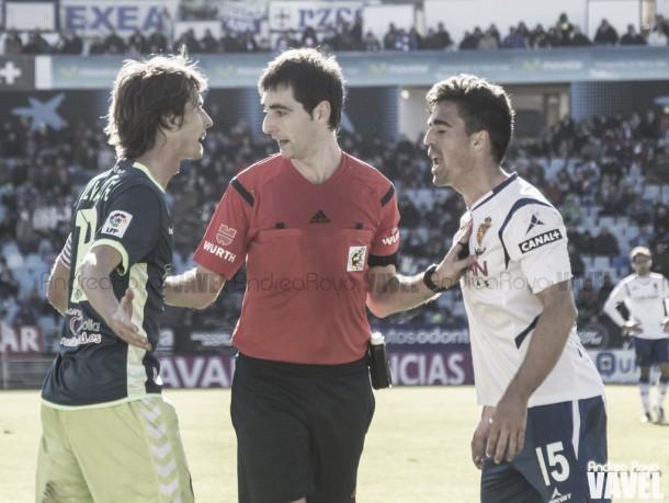 12 años sin ganar al Valladolid en La Romareda