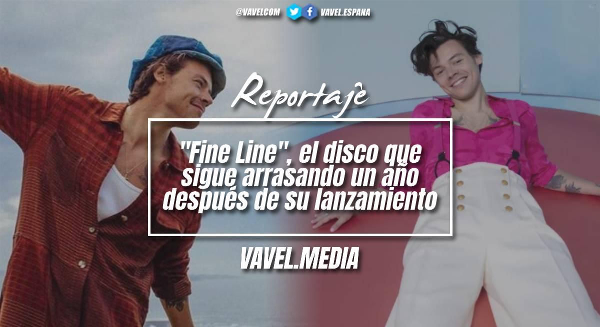 """""""Fine Line"""", el disco que sigue arrasando un año después de su lanzamiento"""