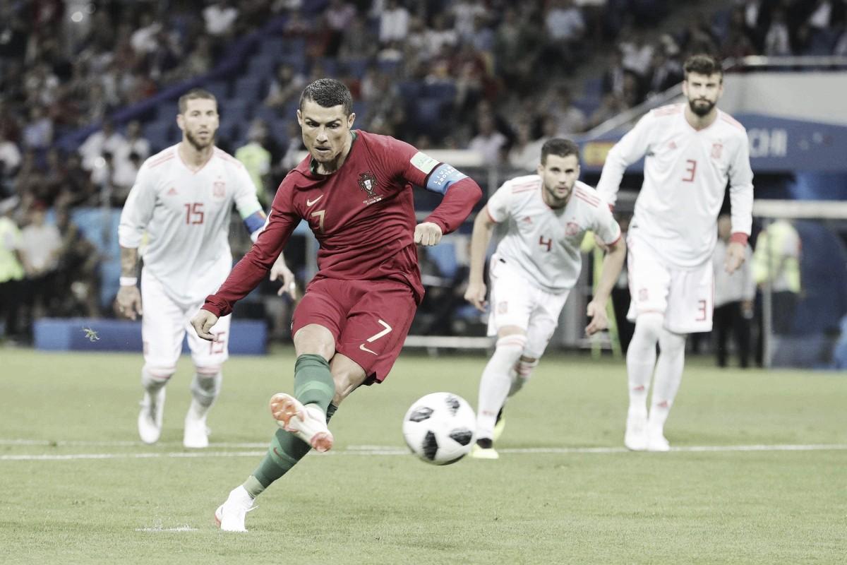 Mejor jugador del Grupo B de la primera jornada: Cristiano Ronaldo, el guía de Portugal