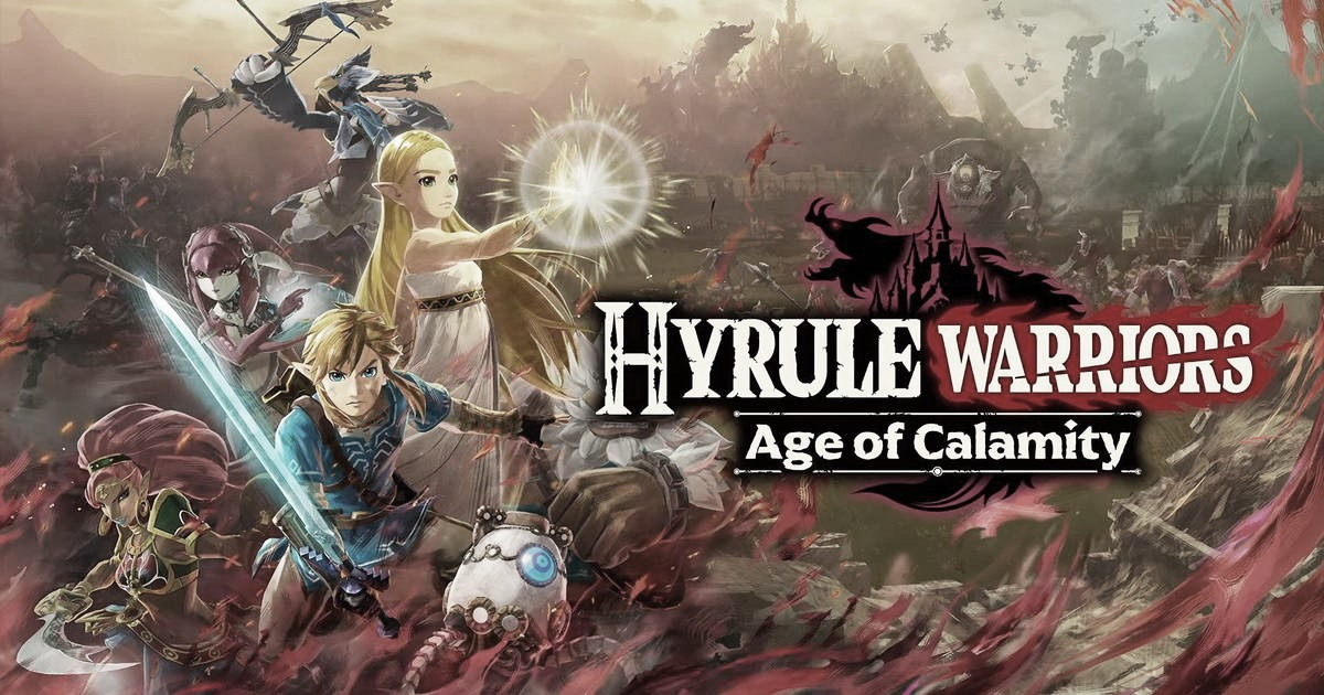 Hyrule Warriors: Age Of Calamity será prequel de Breath of The Wild
