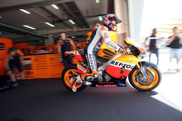 Pedrosa y Stoner tendrán una moto nueva el lunes