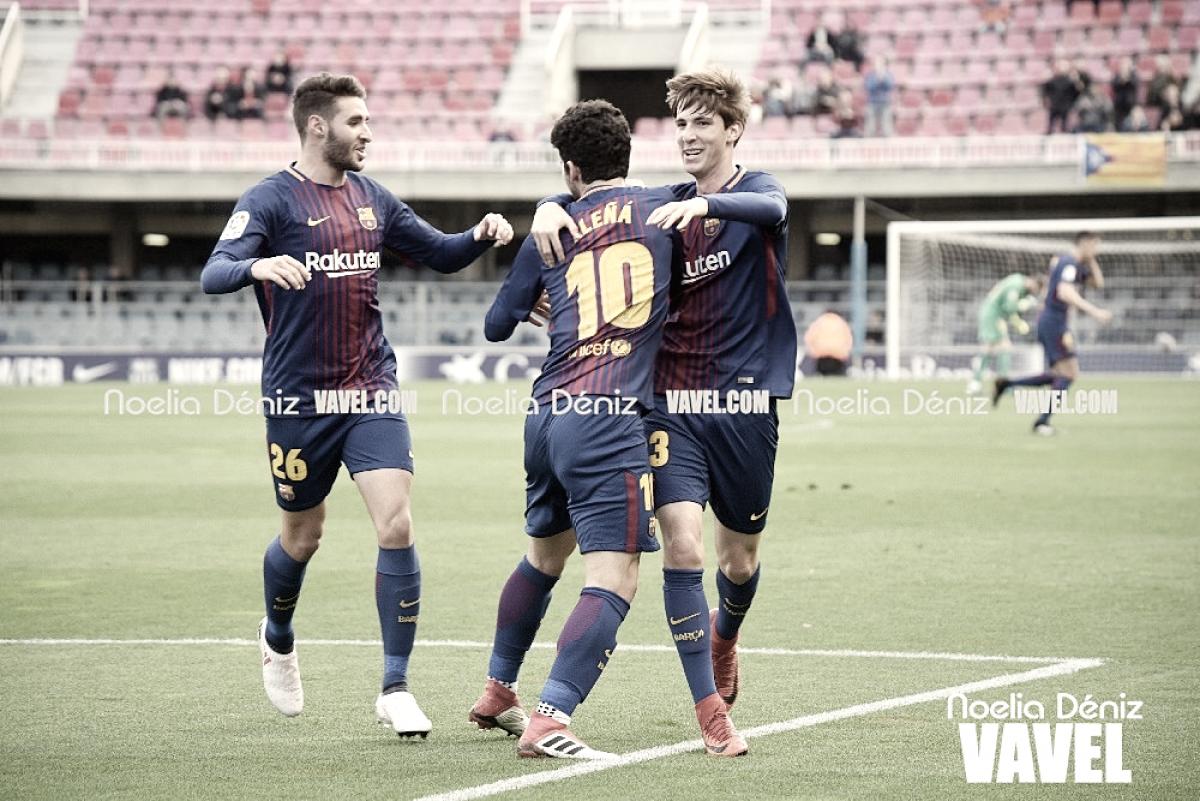 6ac29bbf4 Resumen de la temporada 2017 2018  FC Barcelona B