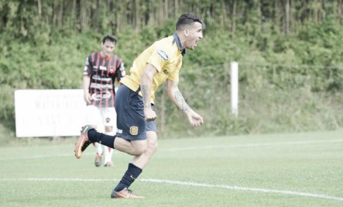 Reserva: Por la mínima, el Santo perdió en Ciudad Deportiva