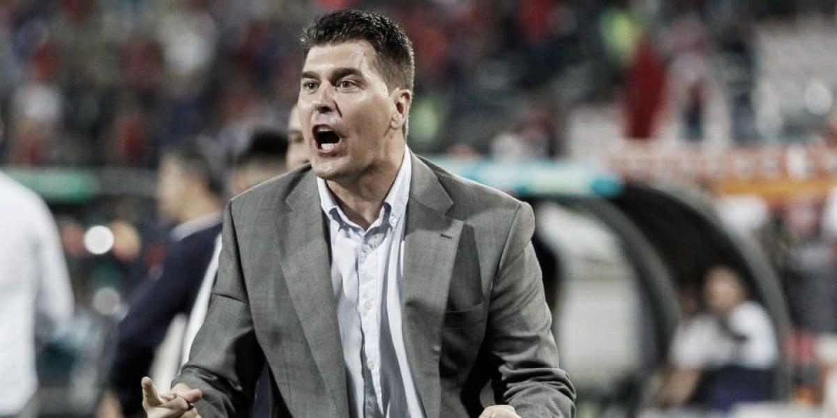 """Ismael Rescalvo: """"El equipo está fortalecido por los últimos resultados que conseguimos"""""""