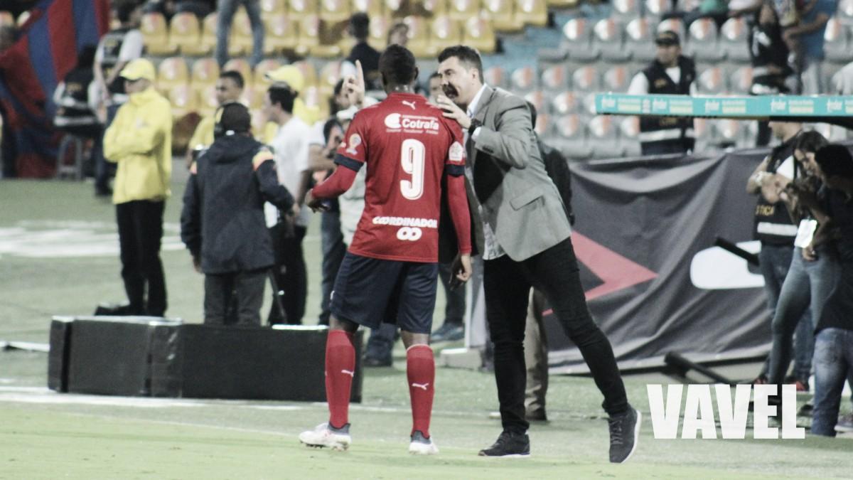 """Ismael Rescalvo: """"Queremos hacernos fuertes en casa"""""""