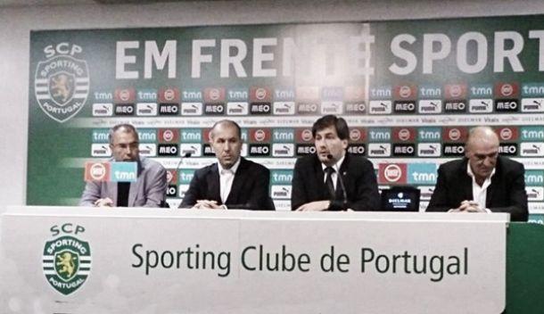 Bruno de Carvalho anuncia rescisão com Jardim