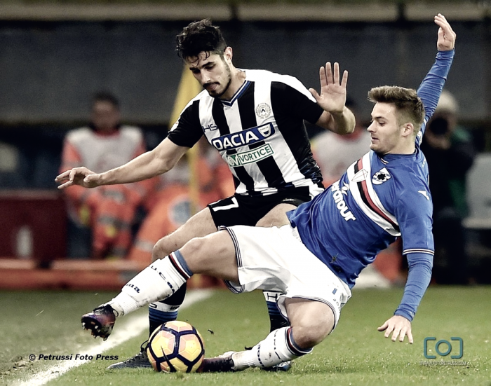Udinese, risoluzione consensuale del contratto per Faraoni