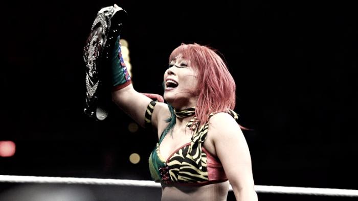 Asuka podría romper el récord de Bill Goldberg