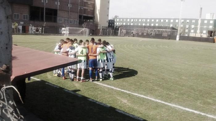 Reserva: derrota ante Colón