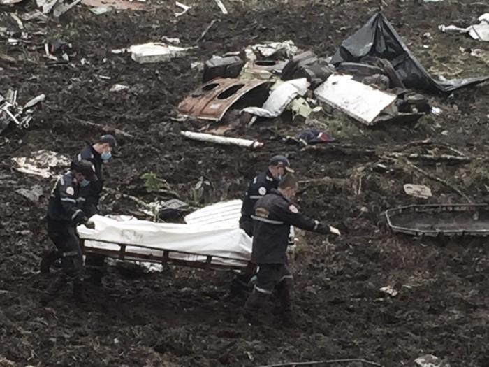 Aeronáutica da Colômbia conclui buscas por corpos e caixas-pretas da aeronave são encontradas