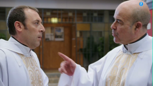 'Aquí paz y después gloria' aterriza en Telecinco este martes