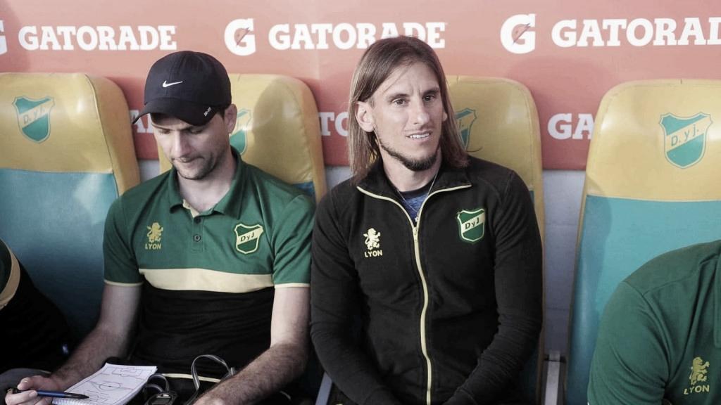 """Sebastián Beccacece: """"Estoy orgulloso de mis jugadores"""""""