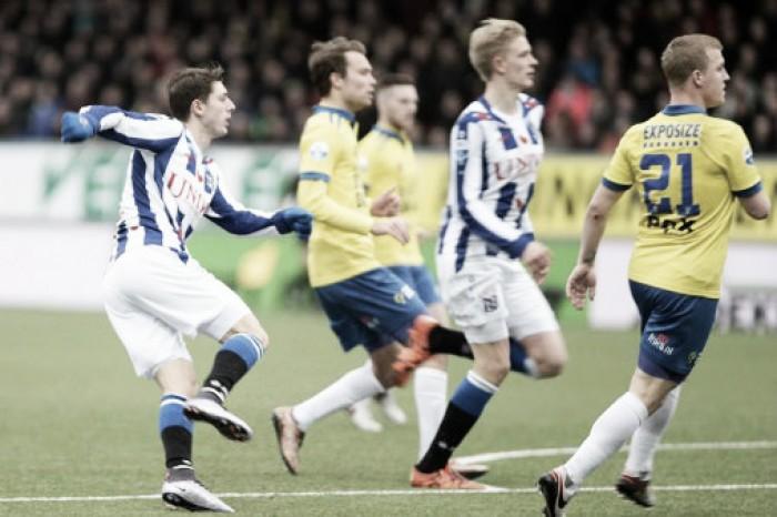 Resumen de la jornada 21 de la Eredivisie