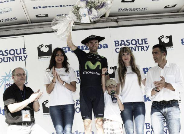 Valverde remporte la Clásica San Sebastián
