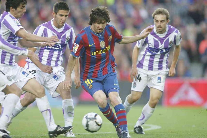 Valladolid - Barcelona: va por Tito