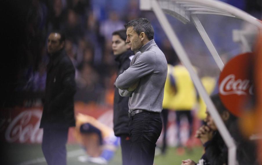 """Miroslav Djukic:  """"Riazor es un campo difícil y sumar lejos de casa es importante"""""""