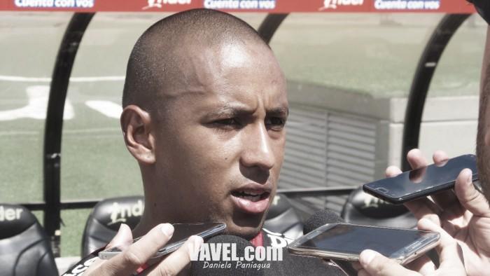 """Daniel Restrepo: """"El reto es grandísimo, hay excelentes jugadores en esta posición"""""""