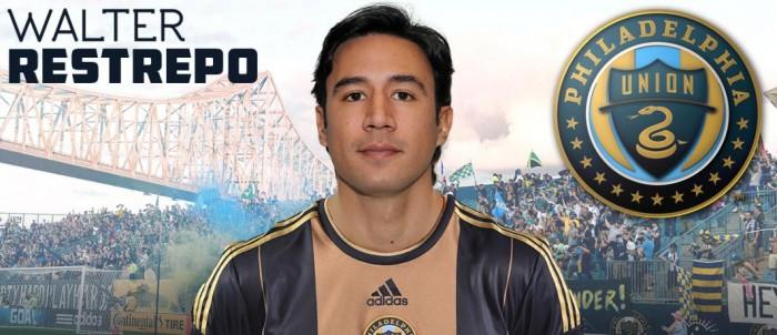 Philadelphia Union Announce Acquisition Of New York Cosmos Midfielder Walter Restrepo
