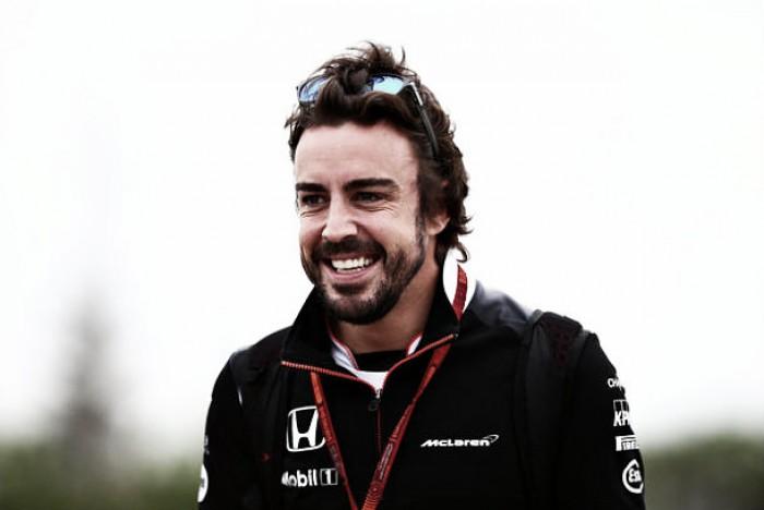 """Fernando Alonso: """"Hemos hecho un trabajo increíble"""""""