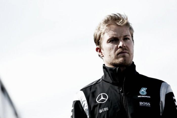 """Nico Rosberg: """"Lo que pase con la climatología está ahí"""""""
