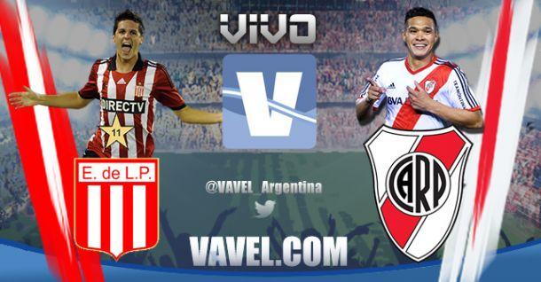 Resultado partido Estudiantes vs River Plate en vivo y en directo online