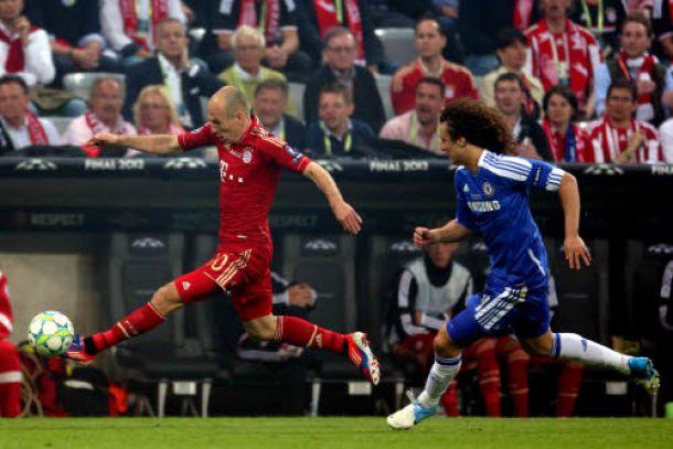 Bayern Munich - Chelsea FC en direct LIVE (terminé)