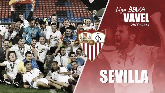Resumen temporada Sevilla FC 2015/16: Europa vuelve a ser rojiblanca