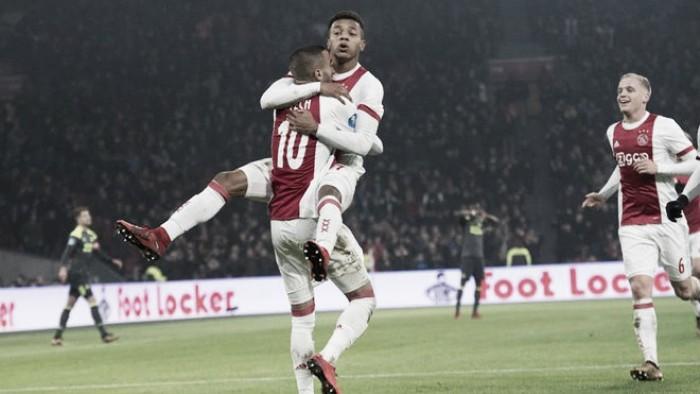 Resumen jornada 15 de la Eredivisie: El Ajax reabre la lucha por el título