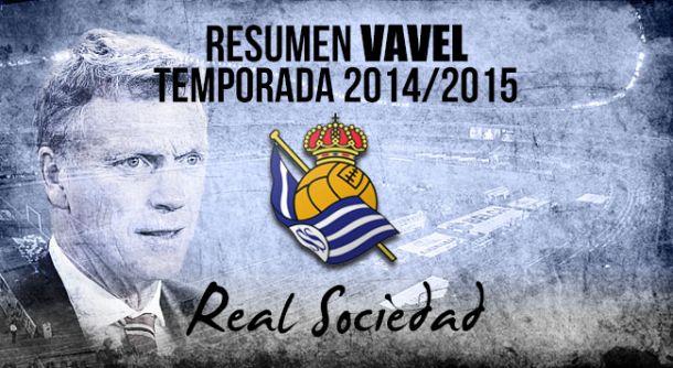 Resumen temporada 2014/15 de la Real Sociedad: lo que mal empieza, mal acaba