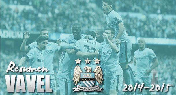 Manchester City 2014/15: el principio del fin o el final del principio