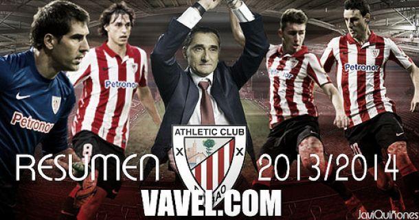 Resumen temporada del Athletic Club 2013/2014: retorno a Champions