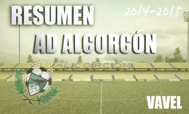 Resumen temporada 2014/2015 de la AD Alcorcón: el empate como modo de vida