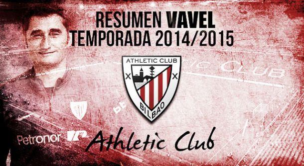 Athletic Club de Bilbao 2014/2015: demasiada irregularidad