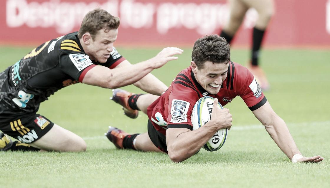 Crusaders, el dueño de todas las miradas en la cuarta semana del Super Rugby