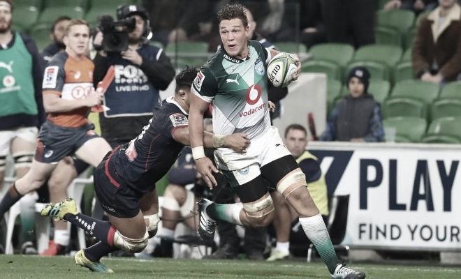 La Conferencia Sudafricana, la gran ganadora de la décima cuarta semana del Super Rugby