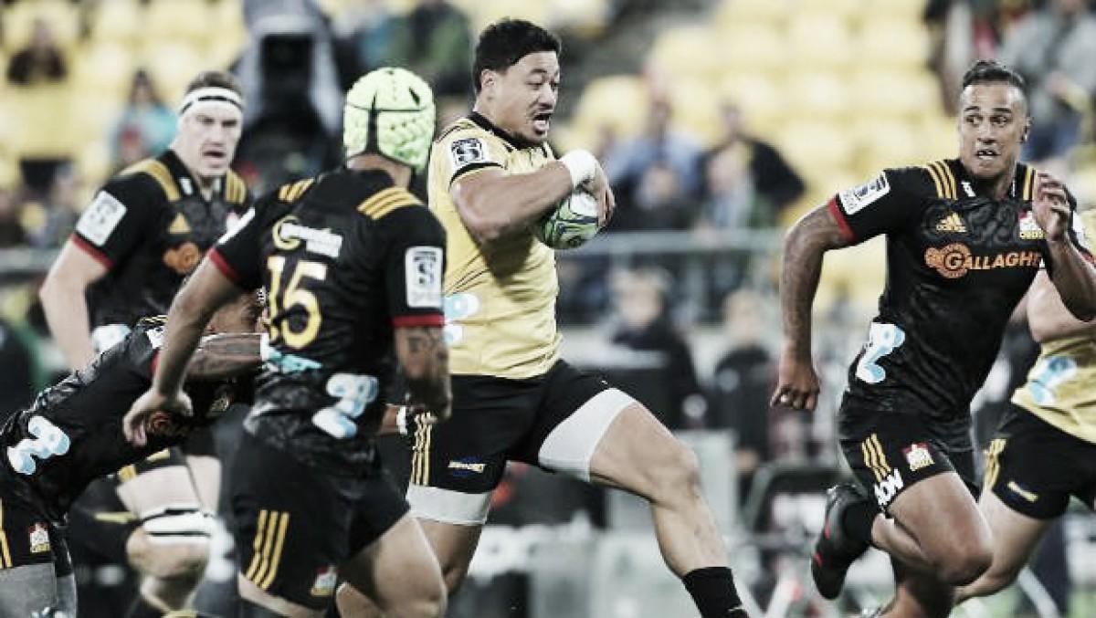 Hurricanes, el mejor de la novena semana del Super Rugby