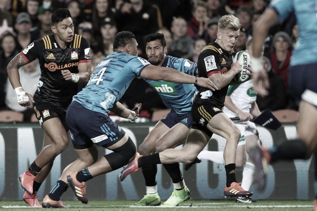 Chiefs y Blues brillaron en la novena semana del Super Rugby