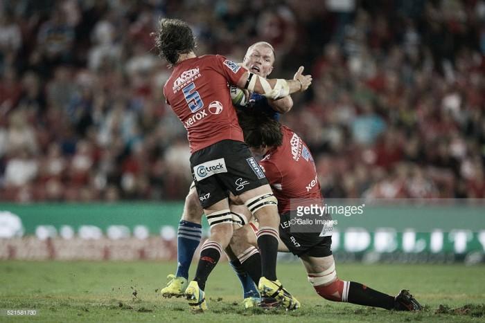 Super Rugby 2016: Lions y Blues, los dos grandes ganadores de la octava semana